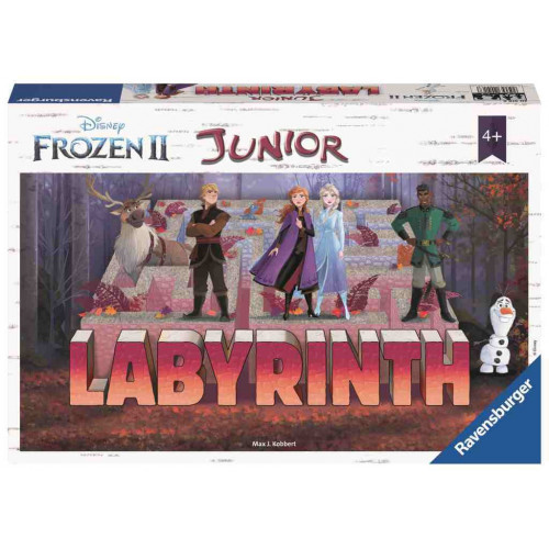 Ravensburger Labirint Frozen Junior 2