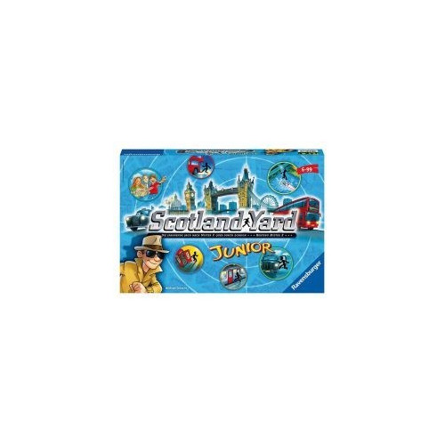 Ravensburger Junior Scotland Yard SLO