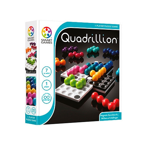 Smart Games Quadrillion (80 izzivov) SG 540