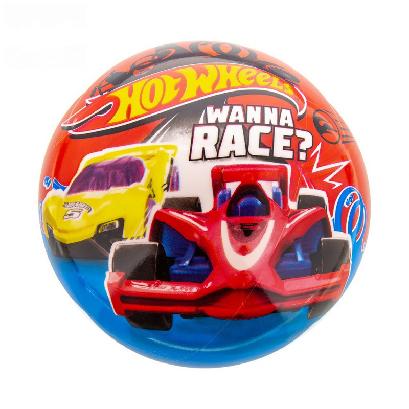 Star žoga Hot Wheels, 23cm