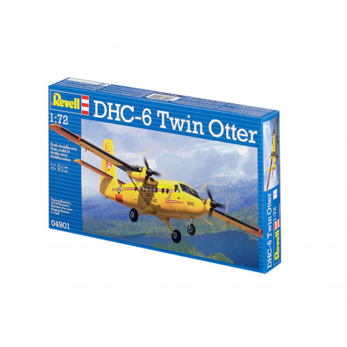 DH C-6 Twin Otter (4901) - 075