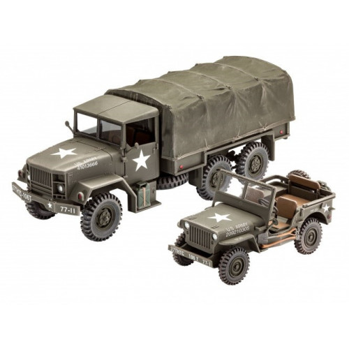 M34 Tactical Truck & Off Road Vehicle - 165