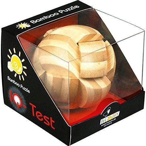 "IQ TEST BAMBOO puzzle ""Ball"""