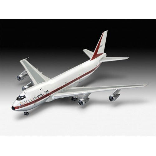 Gift Set Boeing 747-100, 50th Anniversary - 220