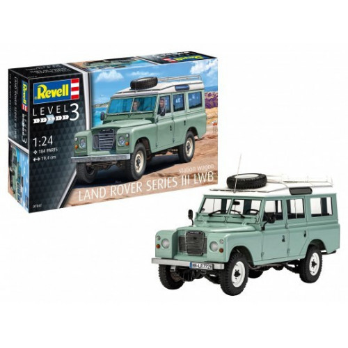 Land Rover Series III - 180