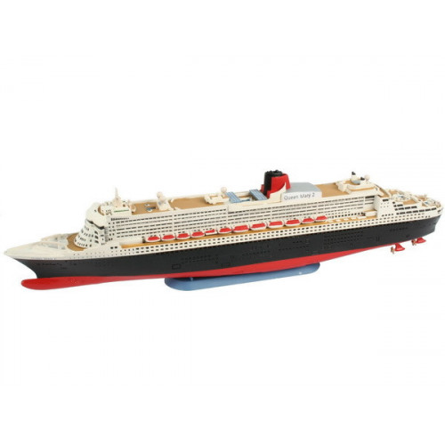 Model Set Queen Mary 2  -B-  6050