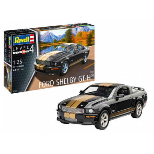 Shelby GT-H (2006)  - 180